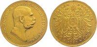 10 Kronen Gold 1909 Römisch Deutsches Reich Franz Joseph I. 1848-1916. ... 135,00 EUR  zzgl. 5,00 EUR Versand