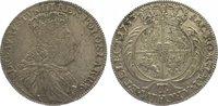 Tymph 1753 Polen August III. 1733-1766. Sehr schön - vorzüglich  245,00 EUR  zzgl. 5,00 EUR Versand