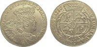 18 Gröscher (Tymph) 1 1756  EC Polen August III. 1733-1766. Winz. Präge... 245,00 EUR  zzgl. 5,00 EUR Versand