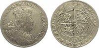 18 Gröscher (Tymph) 1 1756  EC Polen August III. 1733-1766. Sehr schön  95,00 EUR  zzgl. 5,00 EUR Versand