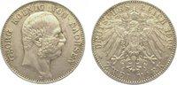 2 Mark 1903  E Sachsen Georg 1902-1904. Sehr schön +  85,00 EUR  zzgl. 5,00 EUR Versand