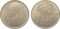 3 Mark 1932  A Weimarer Republik  Vorzüglich  70,00 EUR  zzgl. 5,00 EUR Versand