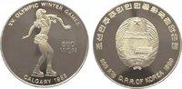 500 Won 1989 Korea-Nord  Polierte Platte  34,00 EUR  zzgl. 5,00 EUR Versand