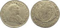 1/6 Taler 1805 Sachsen-Albertinische Linie Friedrich August III. 1763-1... 145,00 EUR  zzgl. 5,00 EUR Versand