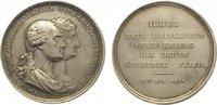 Silbermedaille 1806-1827 Sachsen-Albertinische Linie Friedrich August I... 275,00 EUR kostenloser Versand