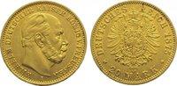 20 Mark Gold 1887  A Preußen Wilhelm I. 1861-1888. Sehr schön - vorzügl... 335,00 EUR kostenloser Versand