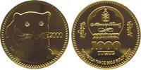 1000 Tugrik Gold 2000 Mongolei  Polierte Platte  245,00 EUR  zzgl. 5,00 EUR Versand