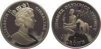 Crown 1999 Großbritannien-Gibraltar  Polierte Platte  29,00 EUR  zzgl. 5,00 EUR Versand