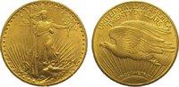 20 Dollars Gold 1914  S Vereinigte Staaten von Amerika  Vorzüglich  1375,00 EUR kostenloser Versand