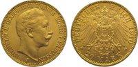 20 Mark Gold 1910  J Preußen Wilhelm II. 1888-1918. Vorzüglich - Stempe... 375,00 EUR kostenloser Versand