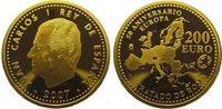 200 Euro Gold 2007 Spanien-Königreich Juan Carlos 1975-2014. Polierte P... 645,00 EUR kostenloser Versand