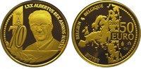 50 Euro Gold 2004 Belgien, Königreich Albert II. Seit 1993. Polierte Pl... 295,00 EUR kostenloser Versand