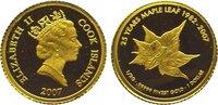Dollar Gold 2007 Cook Islands Elizabeth II. seit 1952. Polierte Platte  34,00 EUR  zzgl. 5,00 EUR Versand