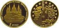 5 Euro Gold 2010 Frankreich Fünfte Republik seit 1959. Polierte Platte  34,00 EUR  zzgl. 5,00 EUR Versand