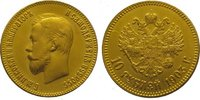 10 Rubel Gold 1903 Russland Nikolaus II. 1894-1917. Sehr schön - vorzüg... 465,00 EUR kostenloser Versand