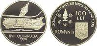 100 Lei 1998 Rumänien Republik seit 1990. Polierte Platte  39,00 EUR  zzgl. 5,00 EUR Versand