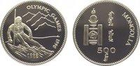 500 Tugrik 1998 Mongolei  Polierte Platte  19,00 EUR  zzgl. 5,00 EUR Versand