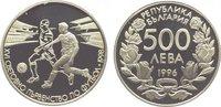 500 Leva 1996 Bulgarien Republik seit 1992. Polierte Platte  14,00 EUR  zzgl. 5,00 EUR Versand