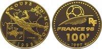100 Francs Gold 1997 Frankreich Fünfte Republik seit 1959. Polierte Pla... 745,00 EUR kostenloser Versand