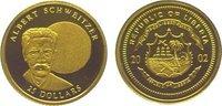 25 Dollars Gold 2002 Liberia Republik seit 1847. Polierte Platte  39,00 EUR  zzgl. 5,00 EUR Versand