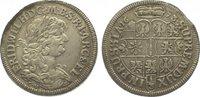 1/3 Taler 1673  CV Brandenburg-Preußen Friedrich Wilhelm 1640-1688. Seh... 195,00 EUR  zzgl. 5,00 EUR Versand