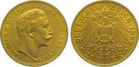 20 Mark Gold 1899  A Preußen Wilhelm II. 1888-1918. Vorzüglich  345,00 EUR kostenloser Versand