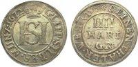 4 Mariengroschen 1672 Lippe-Detmold Simon Heinrich 1666-1697. Schöne Pa... 125,00 EUR  zzgl. 5,00 EUR Versand