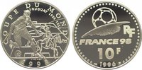 10 Francs 1996 Frankreich Fünfte Republik seit 1959. Polierte Platte  19,00 EUR  zzgl. 5,00 EUR Versand