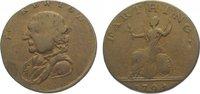 Cu Farthing 1794 Großbritannien-Middlesex Newton. Schön - sehr schön  15,00 EUR  zzgl. 5,00 EUR Versand