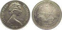 Crown 1979 Großbritannien-Isle of Man Elizabeth II. Stempelglanz  24,00 EUR  zzgl. 5,00 EUR Versand