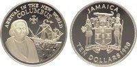 10 Dollars 1990 Jamaika (Jamaica) Elizabeth seit 1952. Polierte Platte  29,00 EUR  zzgl. 5,00 EUR Versand