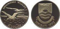 20 Dollars 1992 Kiribati  Polierte Platte  24,00 EUR  zzgl. 5,00 EUR Versand