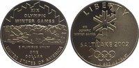 Dollar 2002  P Vereinigte Staaten von Amerika  Polierte Platte  24,00 EUR  zzgl. 5,00 EUR Versand