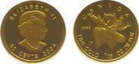 50 Cents Gold 2004 Kanada (Canada) Elizabeth II. seit 1952. Polierte Pl... 69,00 EUR  zzgl. 5,00 EUR Versand