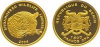 1500 Francs Gold 2005 Benin / Dahomey  Polierte Platte  69,00 EUR  zzgl. 5,00 EUR Versand