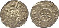 Sterling 1227-1239 Osnabrück, Bistum Konrad I. von Velber 1227-1239. Le... 525,00 EUR kostenloser Versand