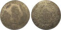 Taler 1812 Reuss, ältere Linie zu Obergreiz Heinrich XIII. 1800-1817. F... 1295,00 EUR kostenloser Versand