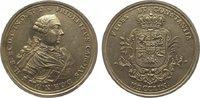 Silbermedaille 1759 Schleswig-Holstein-Plön Friedrich Karl 1729-1761. V... 1275,00 EUR kostenloser Versand