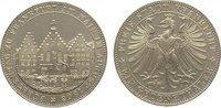 Taler 1863 Frankfurt, Stadt  Fast Stempelglanz  245,00 EUR  zzgl. 5,00 EUR Versand