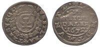 1/24 Taler 1672 Mecklenburg-Ratzeburg, Bistum Christian Ludwig 1658-169... 150,00 EUR  zzgl. 5,00 EUR Versand