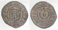 Körtling zu 6 Pfennig  Ravensberg, Grafschaft Friedrich Wilhelm von Bra... 75,00 EUR  zzgl. 5,00 EUR Versand