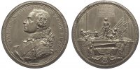 1750 Baltikum-Kurland, Herzogtum Moritz Graf von Sachsen *1696 Goslar,... 125,00 EUR  zzgl. 5,00 EUR Versand