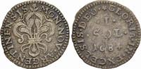 STRASSBURG 1 Sol 1684 Sehr schön FRANZÖSISCHE PRÄGUNG NACH DER ANNEKTION 180,00 EUR  zzgl. 3,00 EUR Versand