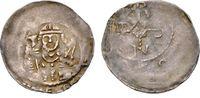 Pfennig 1207-1223 WÜRZBURG OTTO I. VON LOBDEBURG Sehr schön  60,00 EUR  zzgl. 3,00 EUR Versand