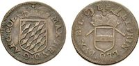 Halb-Liard 1650-1688 LÜTTICH MAX HEINRICH VON BAYERN Sehr schön  25,00 EUR  zzgl. 3,00 EUR Versand