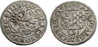 3 Kreuzer 1615 SCHLESIEN-LIEGNITZ-BRIEG JOHANN CHRISTIAN und GEORG RUDO... 40,00 EUR  zzgl. 3,00 EUR Versand