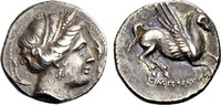Drachme 220 v. Chr. SPANIEN EMPORION Sehr schön  885,00 EUR  zzgl. 3,00 EUR Versand