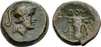 Kleinbronze 350-300 v.Chr. LUKANIEN THURIOI Sehr schön  85,00 EUR  zzgl. 3,00 EUR Versand
