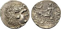 Tetradrachmon 175-125 v.Chr. MAKEDONIEN Alexander d. Gr. Sehr schön  275,00 EUR  zzgl. 3,00 EUR Versand