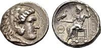 Tetradrachmon 305-290 v.Chr. MAKEDONIEN Alexander d. Gr. Sehr schön  165,00 EUR  zzgl. 3,00 EUR Versand